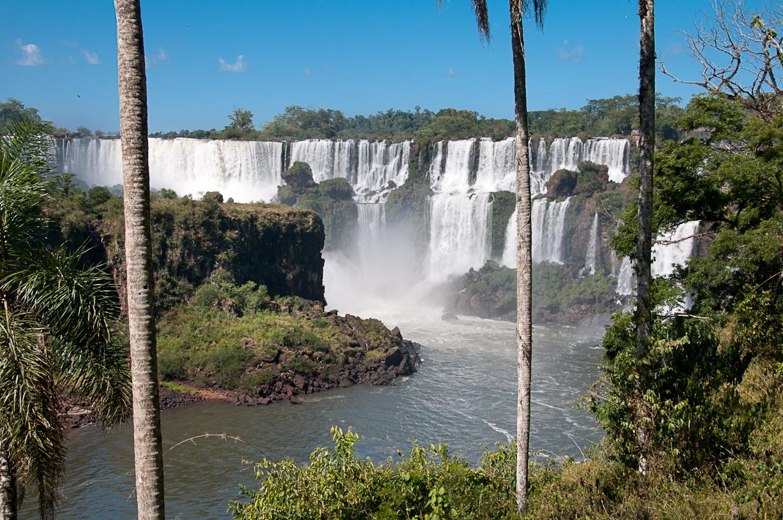 When to go to Iguazu Falls