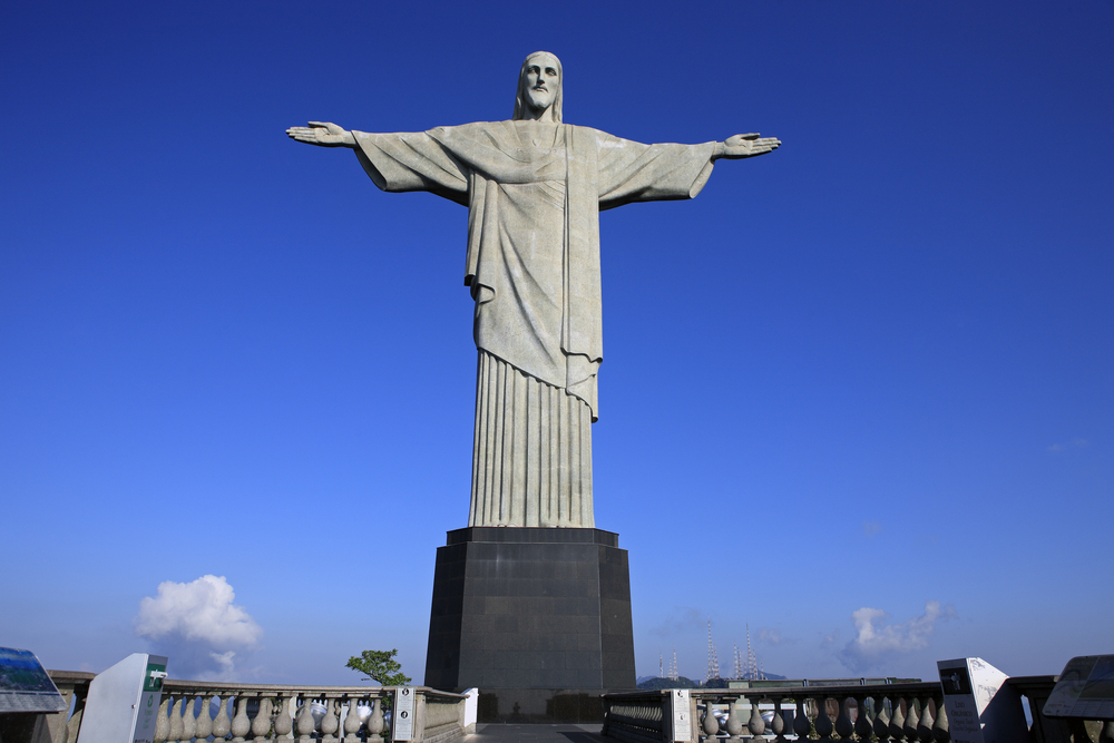 Christ The Redeemer : Christ the redeemer best time when to go