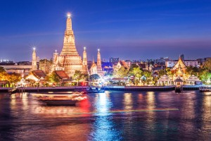 Best time to go to Thailand
