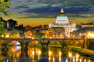 Best time to go to Rome